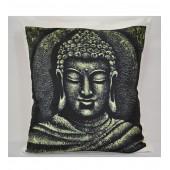 Buddha Meditation Cushion Cover 18*18