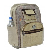 Hemp Backpack Twin Pocket- Limited Edition