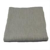 100% Wool Cashmere Pashmina Scarf (Beige Grey)