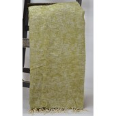 Warm Natural Yak Wool Beige Green Blanket Shawl Scarf Winter