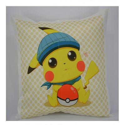 Pokemon Go Pikachu Cushion Covers 18*18